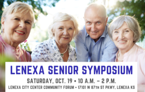 Lenexa Senior Symposium @ Lenexa City Hall Community Forum | Lenexa | Kansas | United States